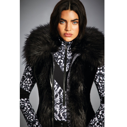 Geci Iarna -  dare2b Zarina Faux Fur Bodywarmer