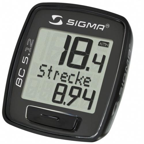 Ciclocomputer - Sigma Sigma BC 5.12   Biciclete-accesorii