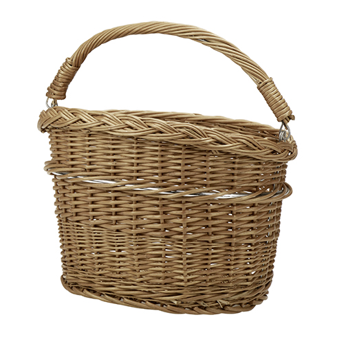 Cosuri - Klickfix Wicker basket Mini | biciclete-accesorii