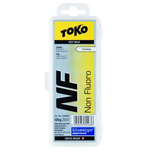Ceara - Toko Ceara NF Hot Wax yellow 120g | Accesorii