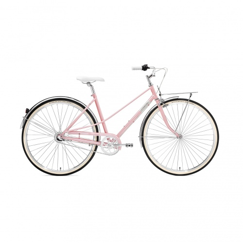 City Bike - Creme Cycles CAFERACER LADY UNO PEARL PINK | Biciclete