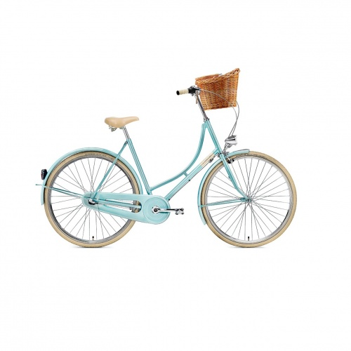 City Bike - Creme Cycles Holymoly Lady Solo Turquoise | Biciclete
