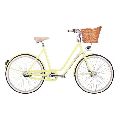 City Bike - Creme Cycles MOLLY limone | Biciclete