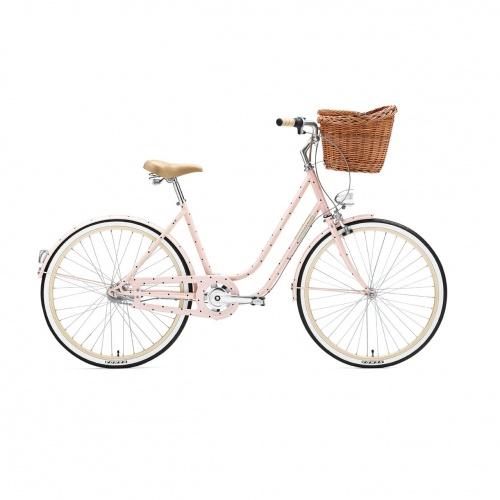 City Bike - Creme Cycles Molly Pale Peach | Biciclete