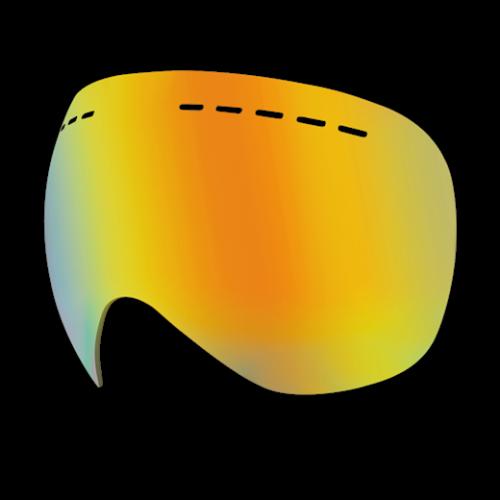 Ochelari Ski & Snow - Dr. Zipe Headmaster Sparelens Smoke w | echipament-snow