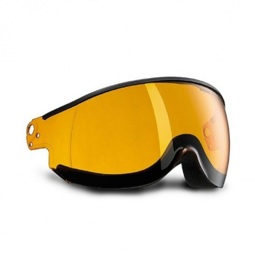 Casca Ski & Snow - Kask Piuma Visor Orange | Echipament-snow