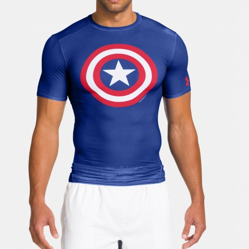 Imbracaminte - Under Armour Alter Ego Compression Shirt 4399 | Fitness