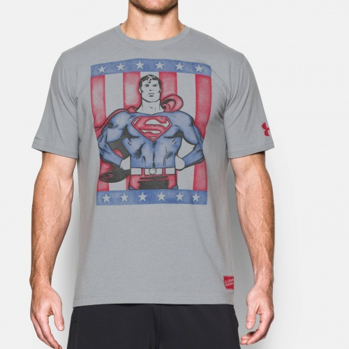 Imbracaminte - Under Armour Alter Ego Retro Superman | fitness