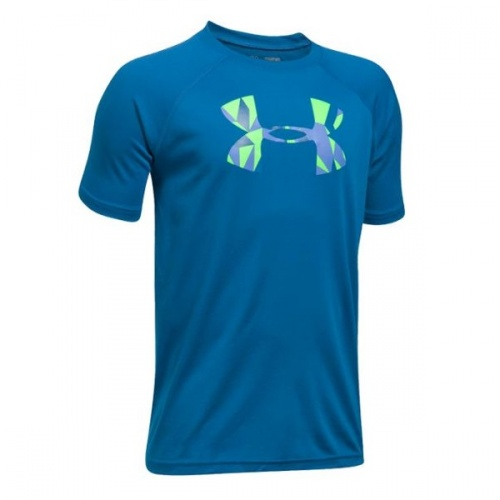 Imbracaminte - Under Armour Boys Tech Big Logo T-Shirt | fitness