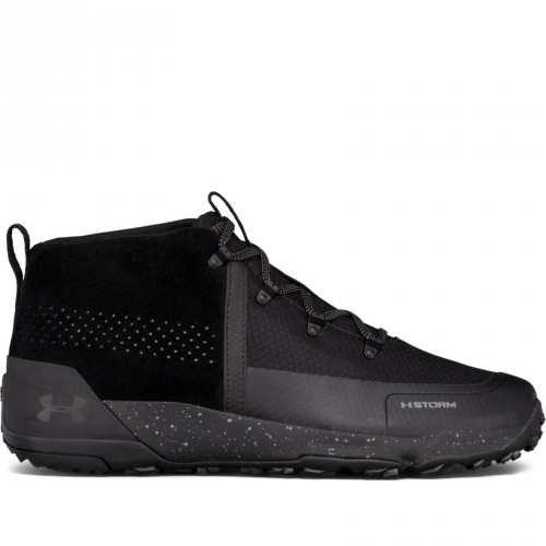 Incaltaminte - Under Armour Burnt River 2.0 Mid Hiking Boots 9197 | Fitness
