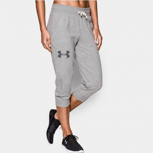 Imbracaminte - Under Armour CC Tri-Blend Capri | fitness