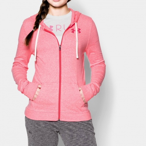 Imbracaminte - Under Armour CC Tri-Blend Full Zip Hoodie | fitness