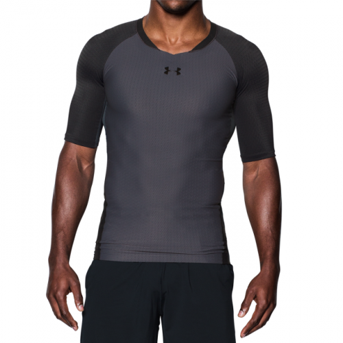 Imbracaminte - Under Armour ClutchFit Compression SS 0049 | Fitness