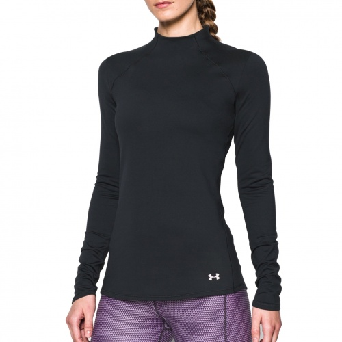 Îmbrăcăminte - Under Armour ColdGear Armour Mock 1247 | Fitness