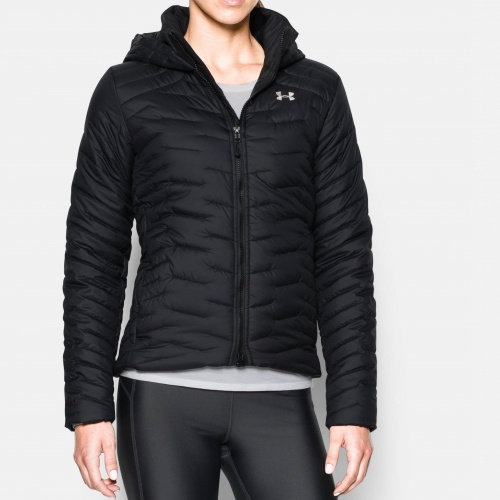 Imbracaminte - Under Armour ColdGear Reactor Hooded Jacket | Fitness