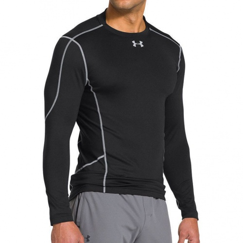 Imbracaminte - Under Armour Evo CG Compression Mock 8949 | Fitness