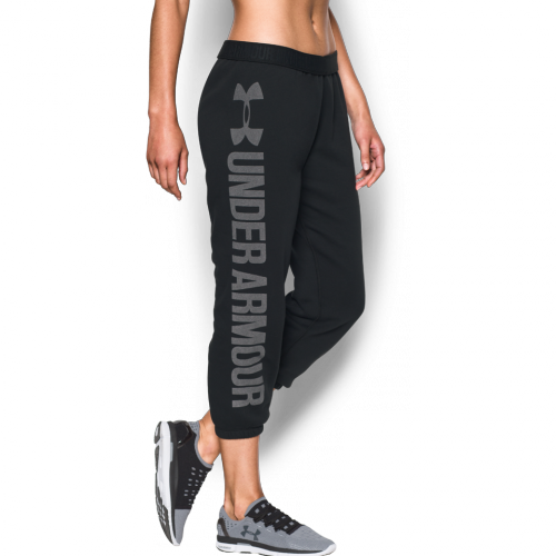 Imbracaminte - Under Armour Favorite Fleece Capris 3256 | Fitness