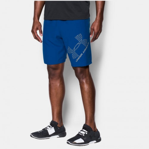 Imbracaminte - Under Armour Graphic Woven Shorts | fitness