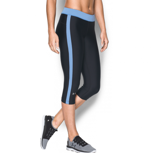 Imbracaminte - Under Armour HeatGear Armour 18 Sport Capris 5634 | Fitness