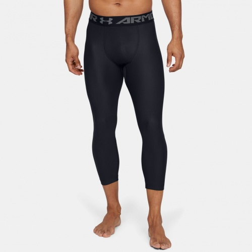 Imbracaminte - Under Armour HeatGear Armour 3/4 Leggings 9574 | Fitness