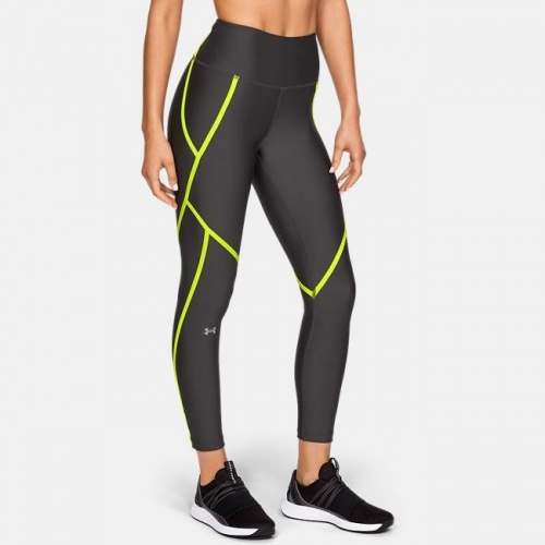 Imbracaminte - Under Armour HeatGear Armour Edgelit Ankle Crop 8995 | Fitness
