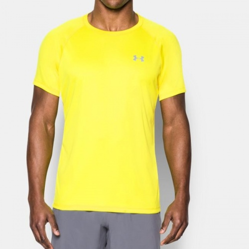 Imbracaminte - Under Armour HeatGear Run T-Shirt 9681 | Fitness