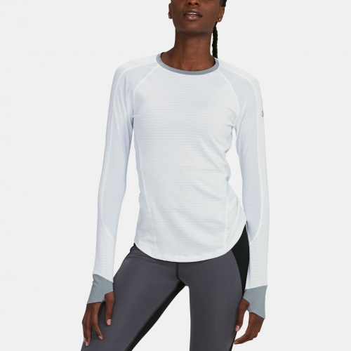 Imbracaminte - Under Armour HexDelta Long Sleeve Shirt 8143 | Fitness