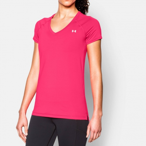 Imbracaminte - Under Armour HG Armour SS T-Shirt | fitness