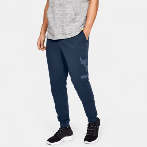 Imbracaminte - Under Armour Project Rock Terry Joggers 5820 | Fitness