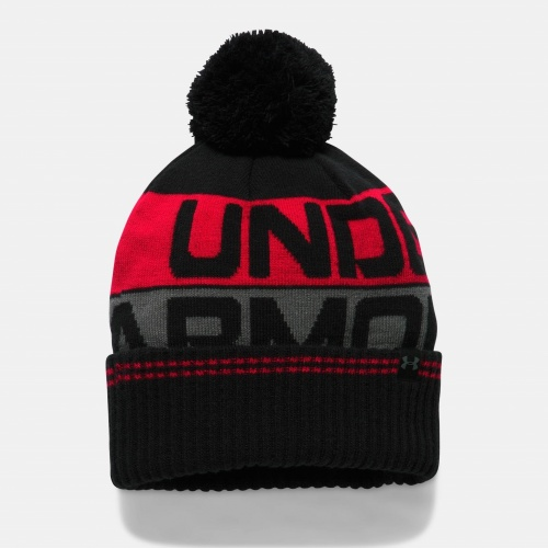 Accesorii - Under Armour Retro Pom 2.0 Beanie | Fitness
