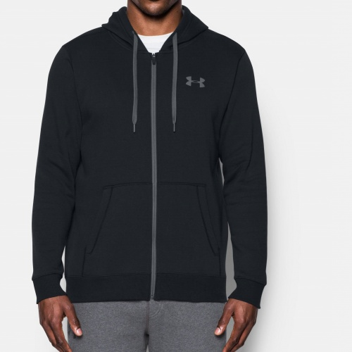 Under Armour Rival Fleece Fitted Hoodie
