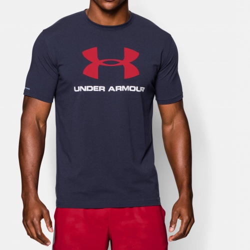 Imbracaminte - Under Armour Sportstyle Logo | fitness