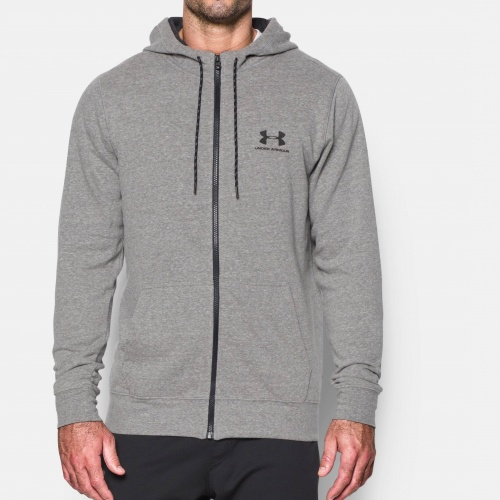 Imbracaminte - Under Armour Sportsyle Fleece Zip Hoodie | fitness