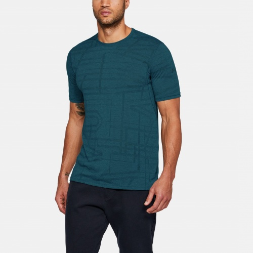 Imbracaminte - Under Armour Threadborne Elite T-Shirt | fitness