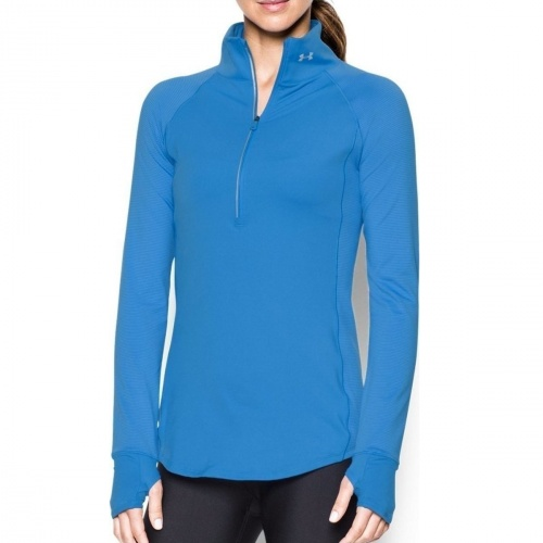 Imbracaminte - Under Armour Threadborne Run True 1/2 Zip 4731 | Fitness