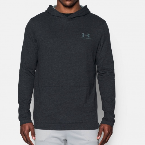 Imbracaminte - Under Armour Tri-Blend Hoodie | fitness