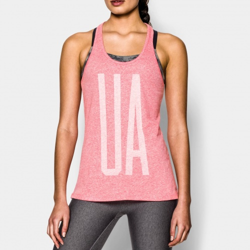 Imbracaminte - Under Armour Tri-Blend UA Tank | fitness