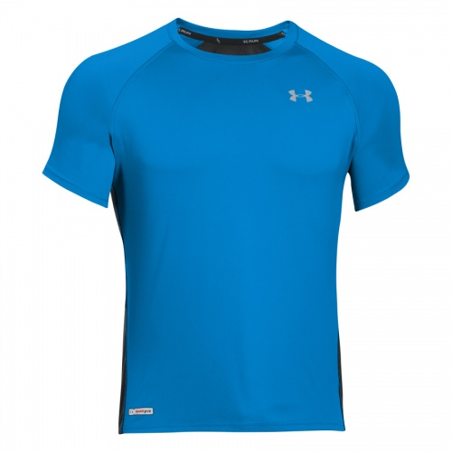 Imbracaminte - Under Armour UA HeatGear Run Short Sleeve | fitness