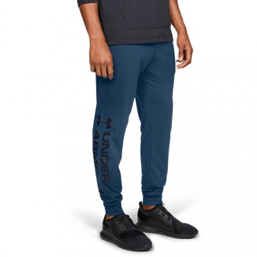 Imbracaminte - Under Armour UA Sportstyle Cotton Graphic Joggers 9298 | Fitness