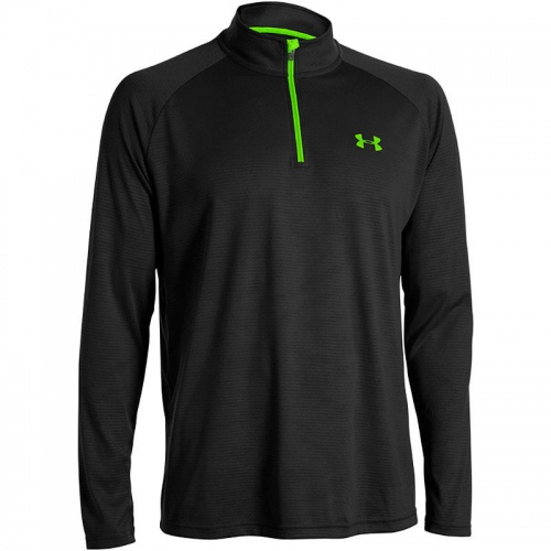 Imbracaminte - Under Armour UA Tech Zip Shirt | fitness