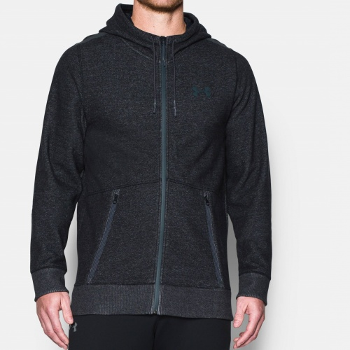 Imbracaminte - Under Armour Varsity Full Zip Hoodie | fitness