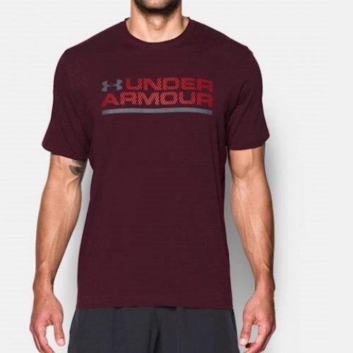Imaginea produsului: under armour - Wordmark Lockup T-Shirt