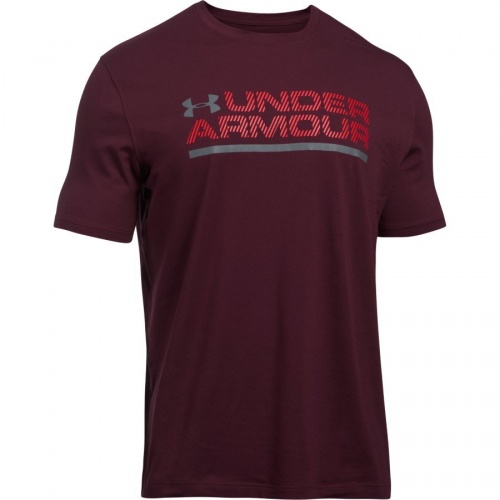 Imbracaminte -  under armour Wordmark Lockup T-Shirt