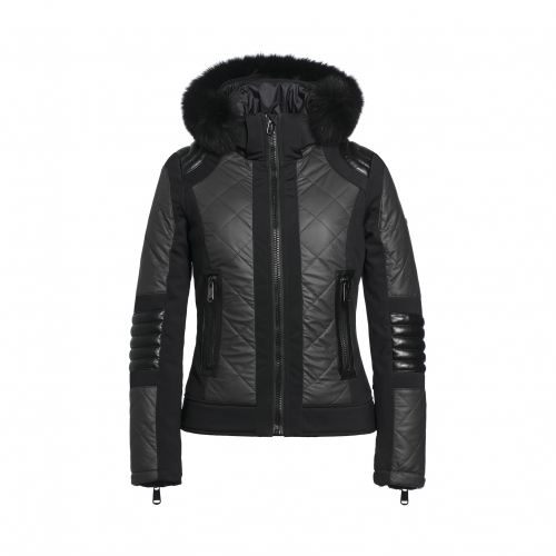 Imaginea produsului: goldbergh - Allegra Real Fur Jacket