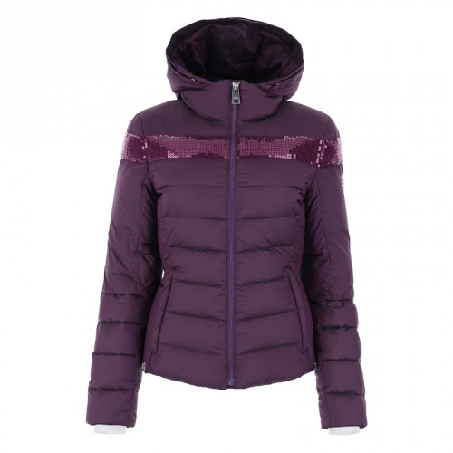 Geci Ski & Snow - Vist Caterina Chic Down Jacket | Imbracaminte-snow