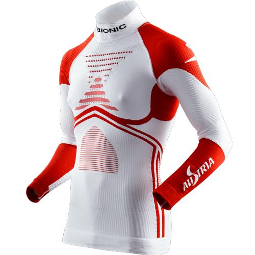 Functionale - X-bionic EVO Patriot Shirt   Imbracaminte-snow