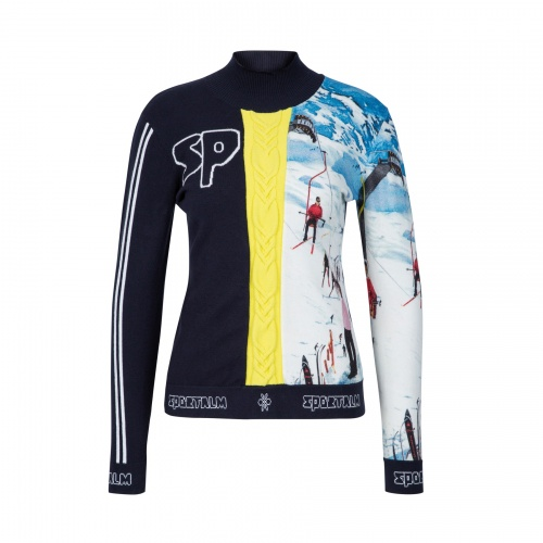 Thermo - Sportalm Mocking Sweater | Imbracaminte-snow