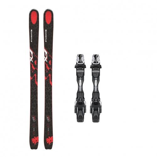 Ski - Kastle FX85 + K12 CTI PRO | Ski