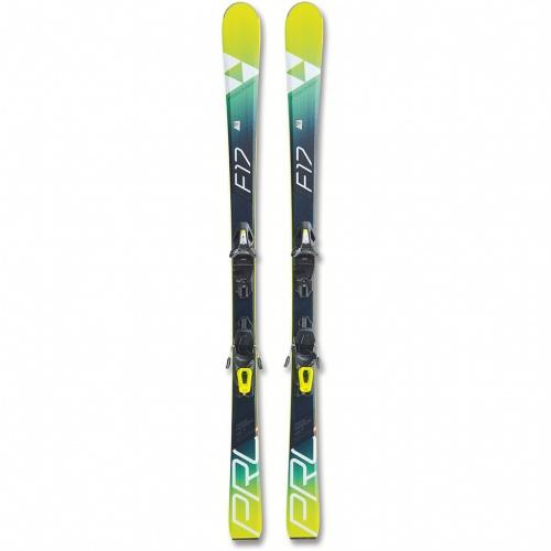 Ski - Fischer Progressor F17 + RS10 GW | Ski