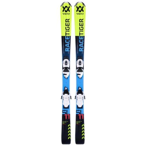 Ski - Volkl Racetiger Jr. + vMotion 7.0  | ski